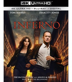 Inferno 4K UHD Frontal